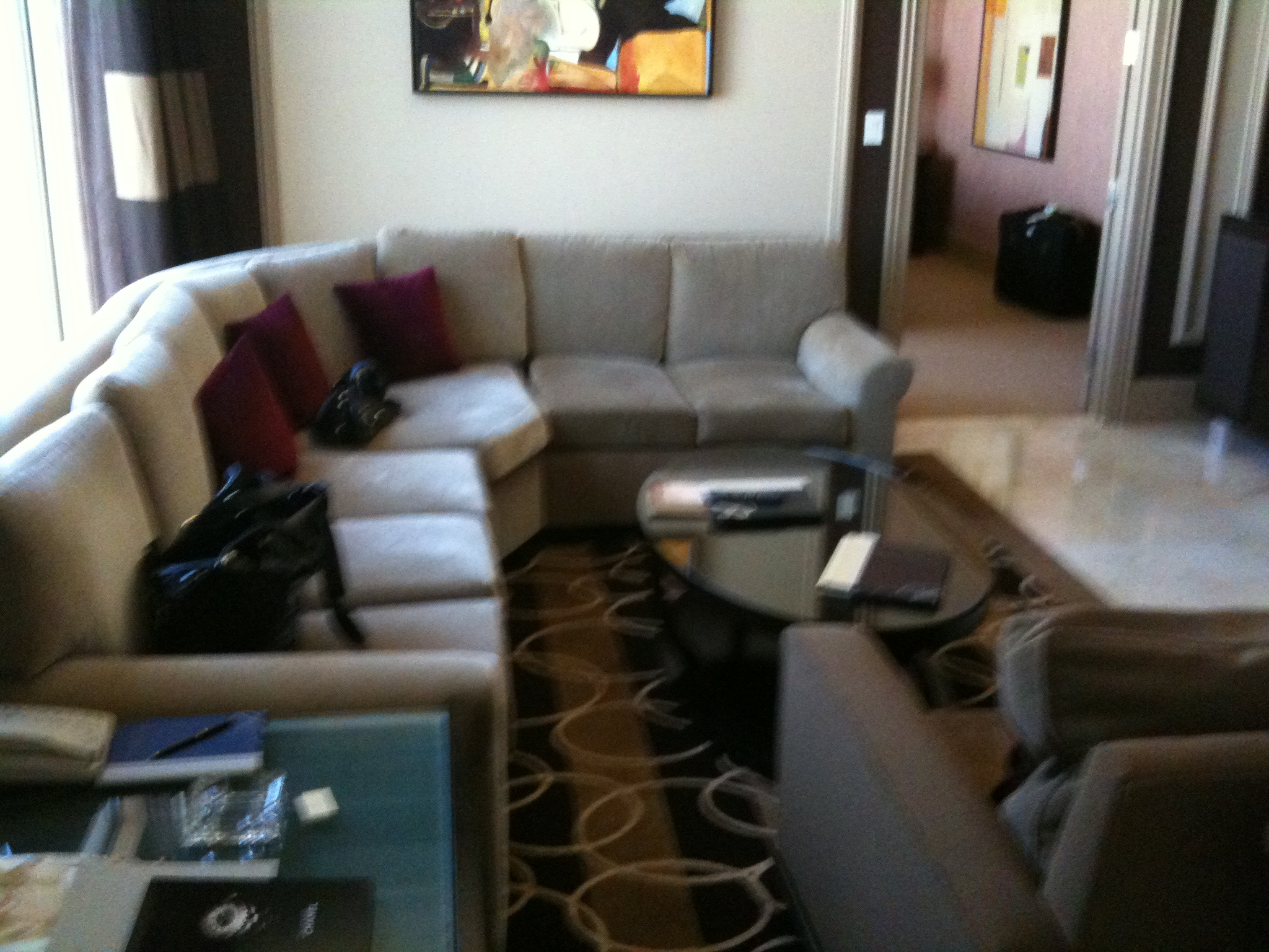 update to an earlier post on the 2 bedroom penthouse suite at bellagio